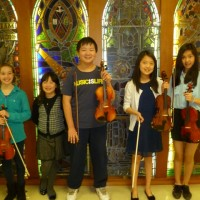 EMNS | 89: 3 years of study (Lydia Paterson, Dana Yoo, Sam Song, Da Woon Jung, Sammey Lee)