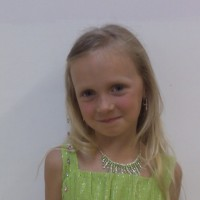 Kathaleena Buckley | Gold: Junior Vocal 6 Years & Under