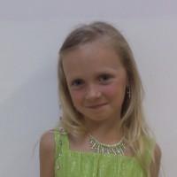 Kathaleena Buckley | Gold: Junior Vocal 6 Years & Under
