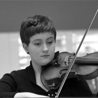 Margie Christ, 15 | 89: Intermediate Piano - Grade 7 | 89, 90: Senior Strings  - Violin
