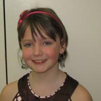 Sarah Bedell | Gold: Jr. Voice Age 8