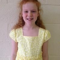 Sophie Baker | 89: Jr. Piano 9 years & under