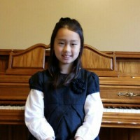 Jane Park received marks of 89 and 90 in 12 years and under Piano