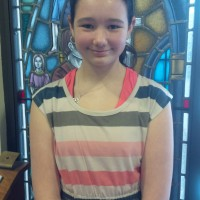 Madeline Harquail received marks of 90 and 89 in 13 years and under Piano, 92 and 89 in 12 years and voice and 89 in Level IV Cello Sight Reading