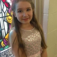 Natalie London received a mark of 90 in Voice - Sacred Classical - 11 years and under.
