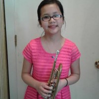 Ngoc (Sue) Le received marks of 92 and 90 in classes 861B and 861A - Trumpet - Own Choice - Elementary.