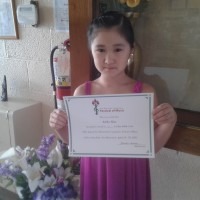 Ashley Kim - Outstanding Junior Strings